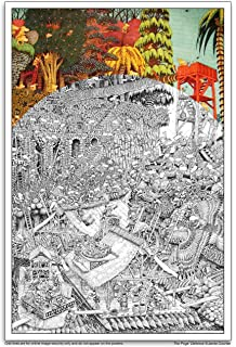 Amazon.com: Wildergorn Color In Posters by Jamie Courtier ...