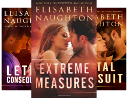 Aegis Series (3 Book Series) by  Elisabeth Naughton