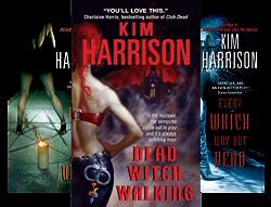 The Hollows Series (13 books) by Kim Harrison