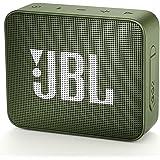 JBL GO2 Bluetooth音箱 IPX7防水/便携/无源*器 黑色 JBLGO2BLK 【日本国内正规产品/附带厂商1年保修JBLGO2GRN