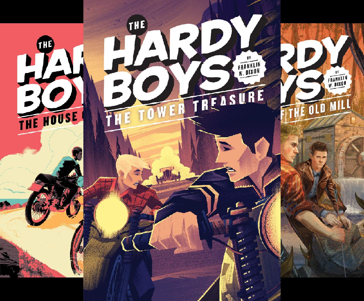 The Hardy Boys Starter Set (5 Volume Set)