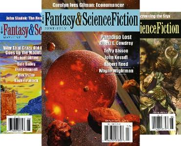 The Magazine of Fantasy & Science Fiction