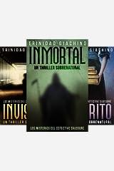 Los Misterios del Detective Saussure Kindle Edition
