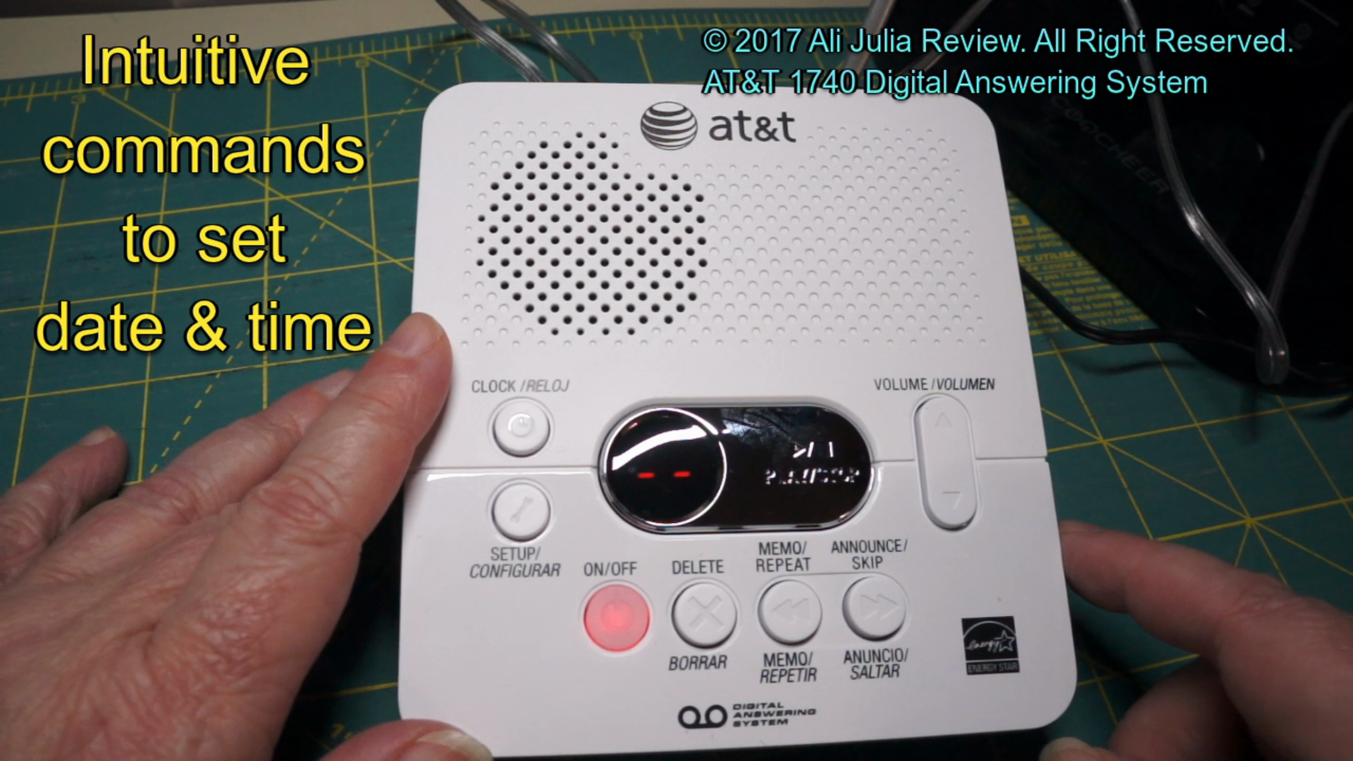 Customer Review: Clear recording, can be muted so it makes no noise when the call is recorded See full review