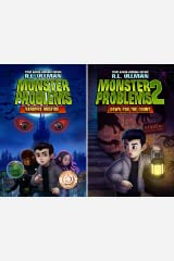 Monster Problems (2 Book Series) Kindle Edition