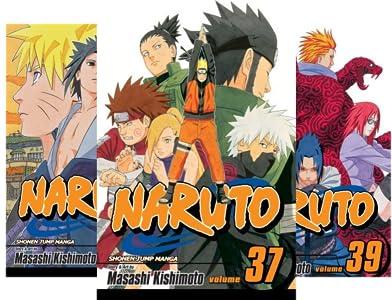 Naruto (73 book series) Kindle Edition