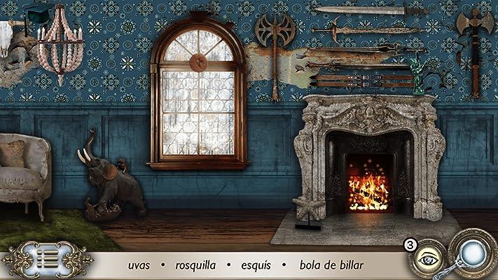Objetos Ocultos - La bella y la bestia . Buscar Objetos juego en ...
