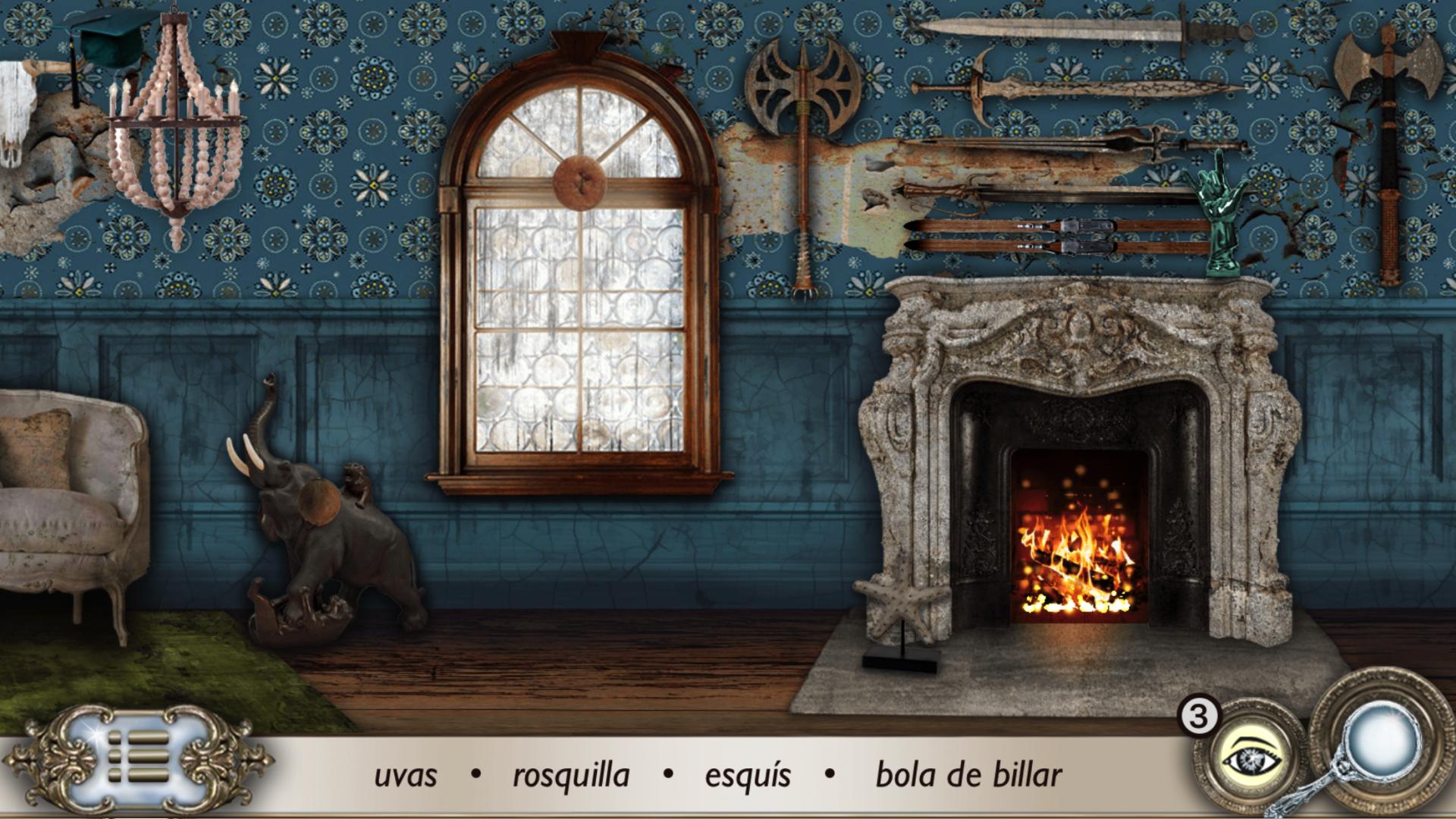 Objetos Ocultos - La bella y la bestia . Buscar Objetos
