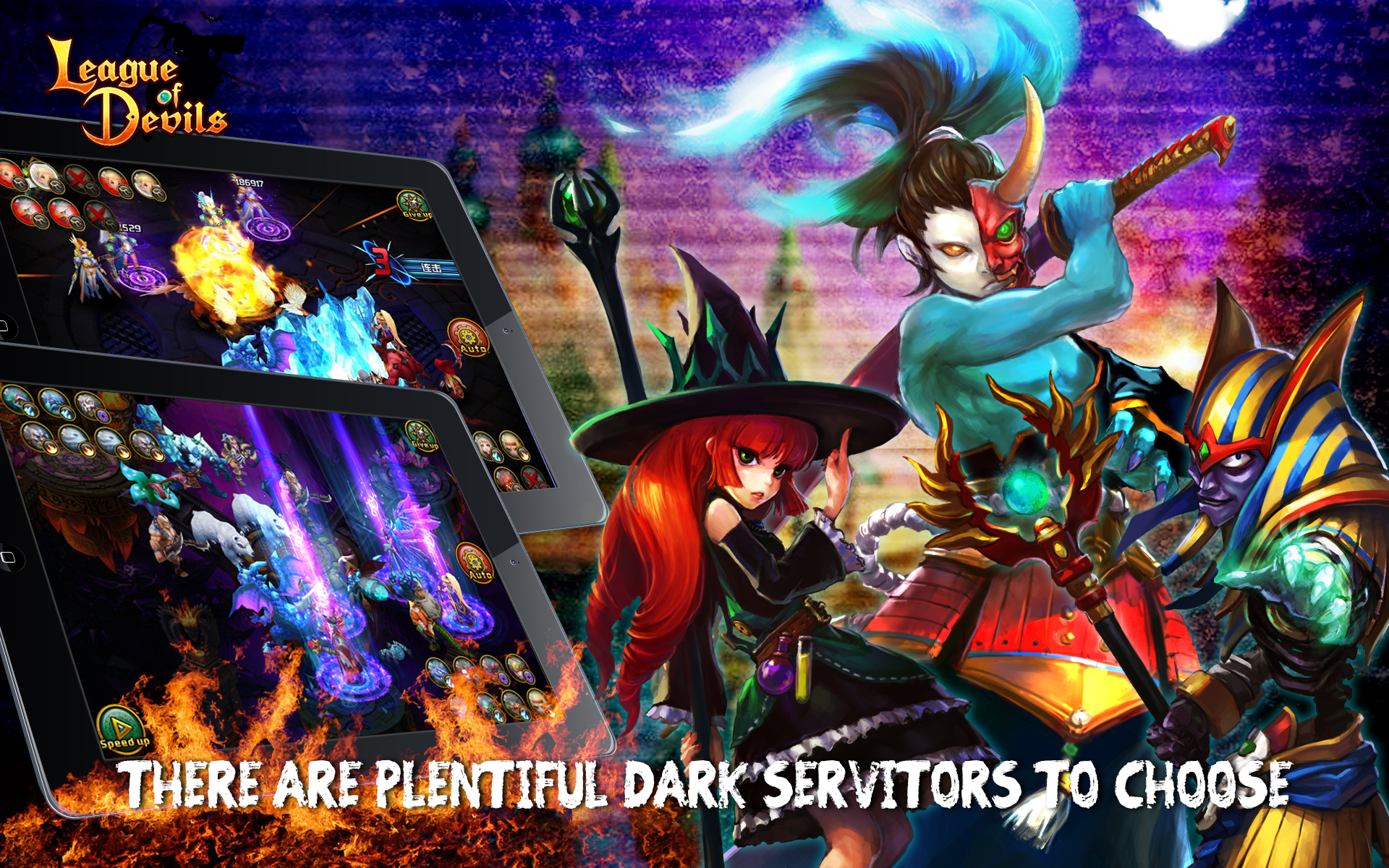 League of Devil(Evil vs. Justice): Amazon.es: Appstore para ...