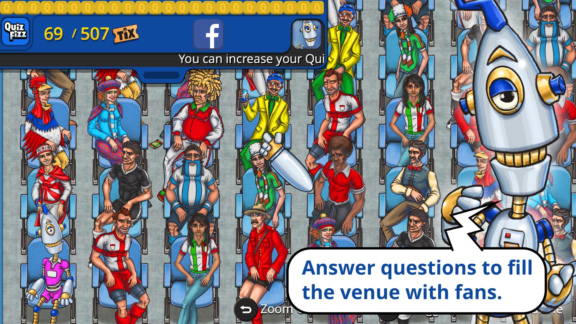 QuizTix: International Rugby