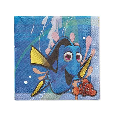 American Greetings Finding Dory Lunch Napkins (16 Count): Toys & Games