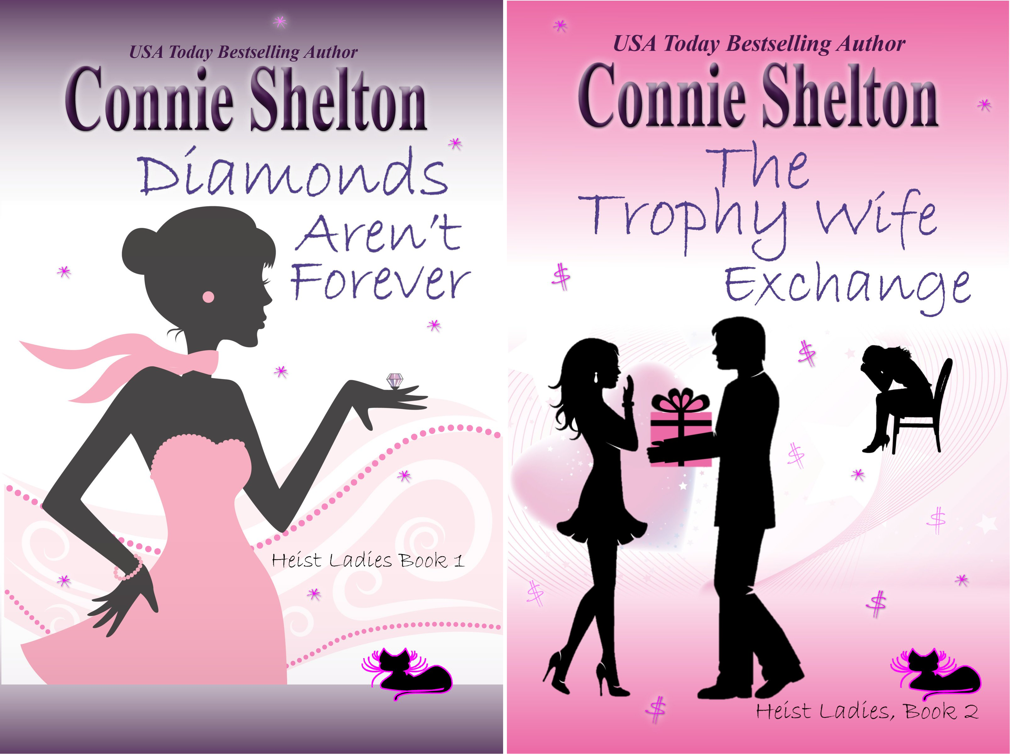 Heist Ladies Caper Mysteries (2 Book Series)