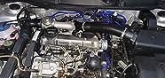 Ramair Filters vac6/mm-3/m-gr silicona Manguera de vac/ío, 6/mm x 3/m color verde