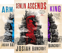 The Books of Babel (3 Book Series) by  Josiah Bancroft