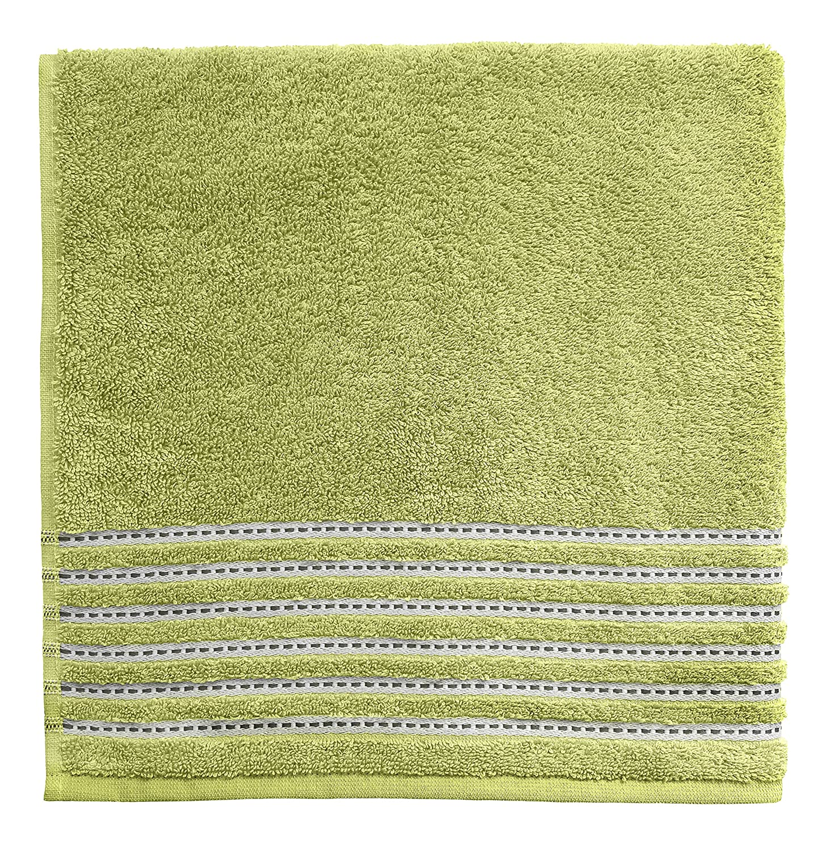 Cotone 68/x 140/cm Santens Asciugamano da Doccia OXIA Tilleul 68140