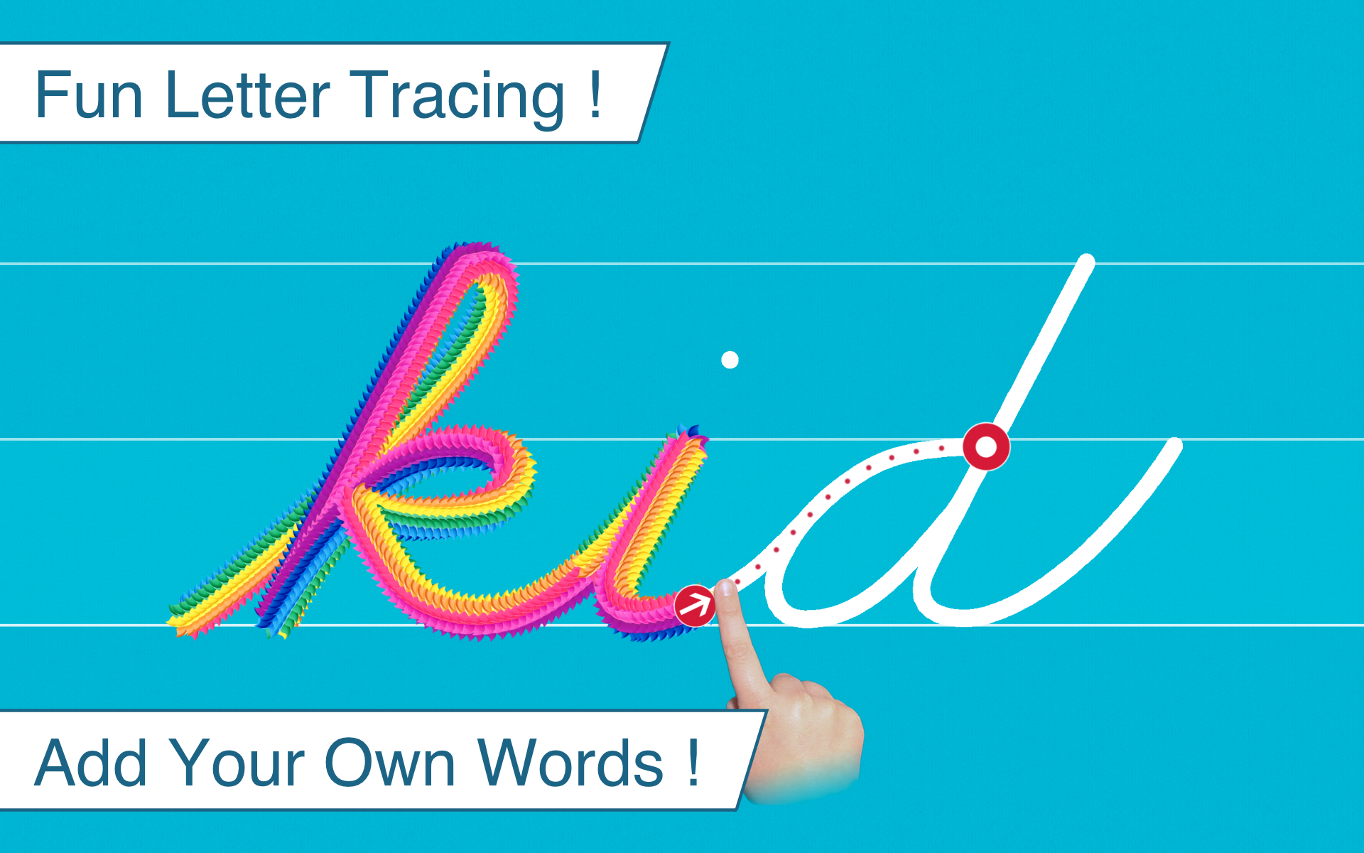 Cursive Writing Wizard - Trace Letters & Words: Amazon.com
