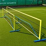 ProCourt Mini Tennis & Badminton Combi Net - 10'/20'/30'