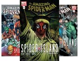 img - for Spider-Man: Spider-Island Collections (19 Book Series) book / textbook / text book