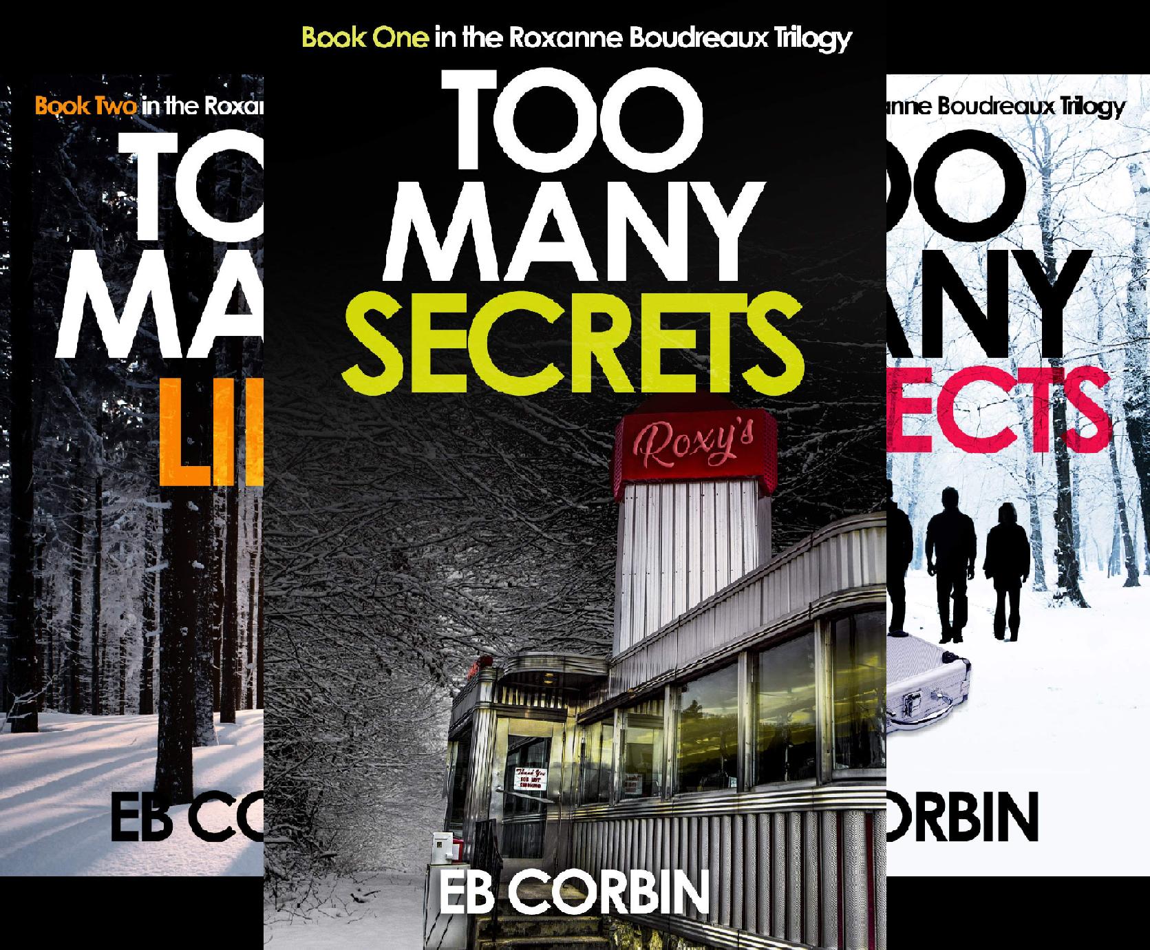 Roxanne Boudreaux Trilogy (3 Book Series)