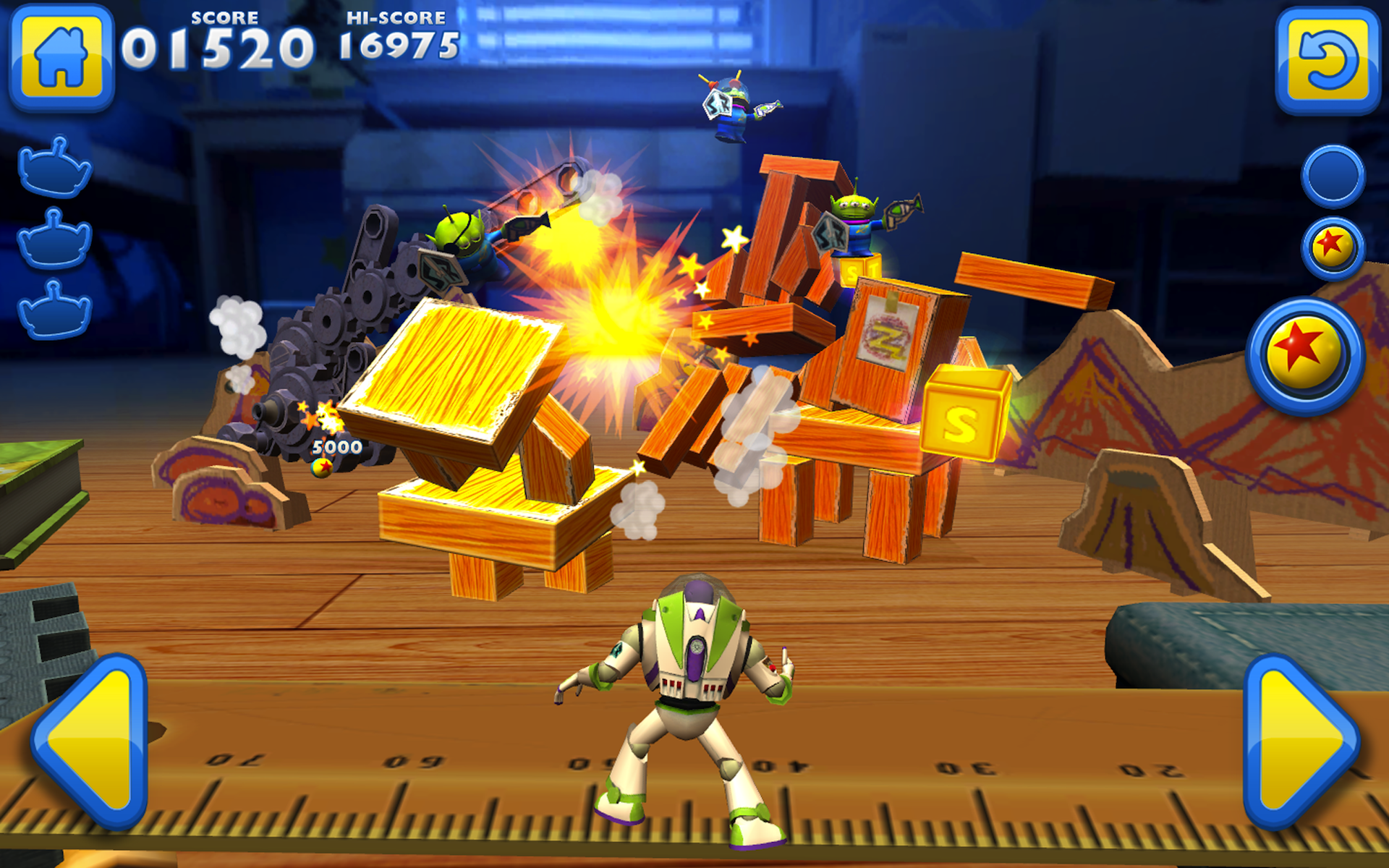 Case Of Toy Story Games : Amazon toy story smash it appstore for android