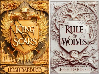 Leigh Bardugo King of Scars Rule of Wolves