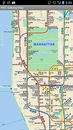 Download Subway Map Of Nyc.Subway Map Nyc