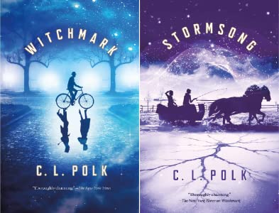 Stormsong by C.L. Polk science fiction and fantasy book and audiobook reviews