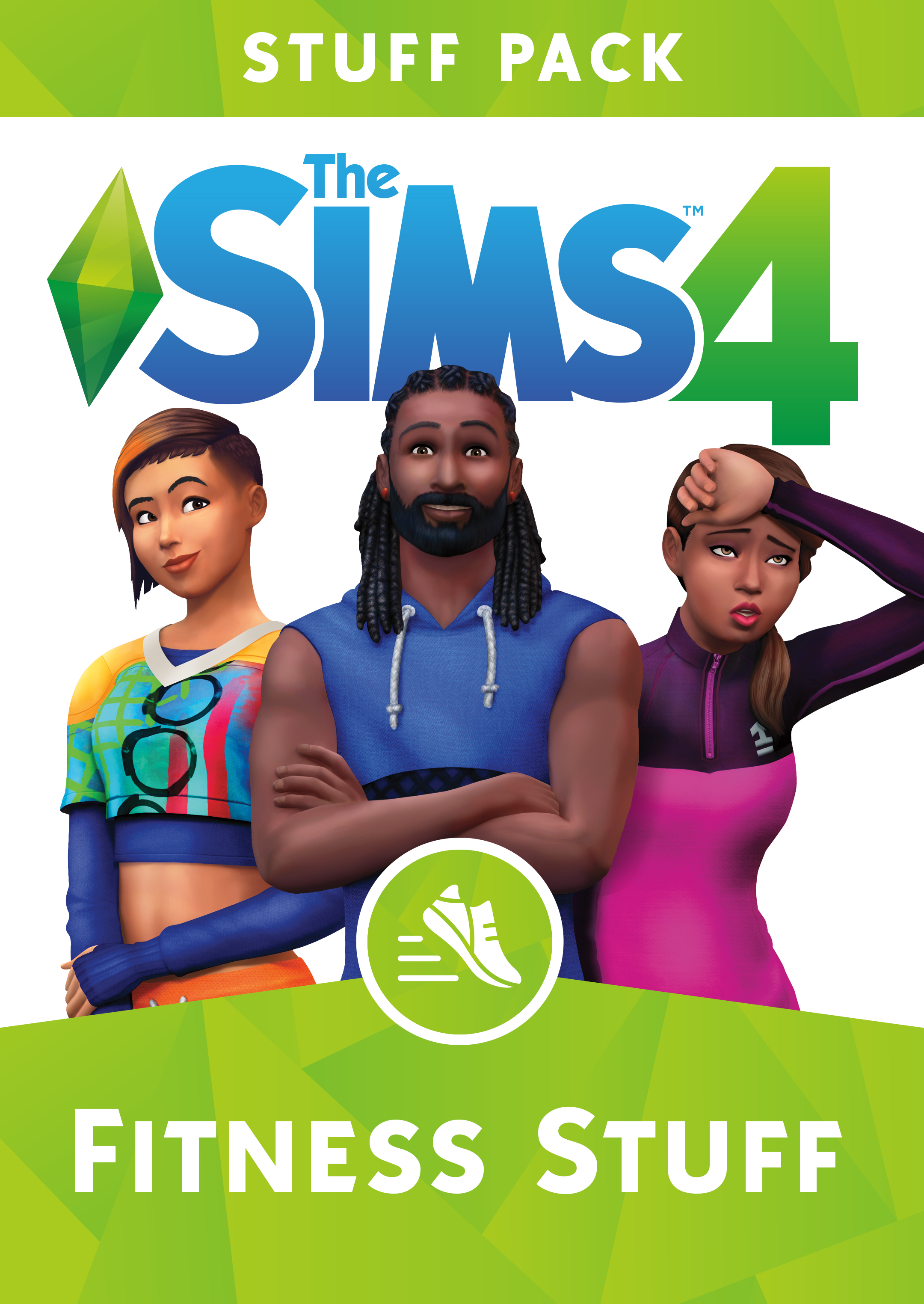 The Sims 4: Fitness Stuff [Online Game Code]