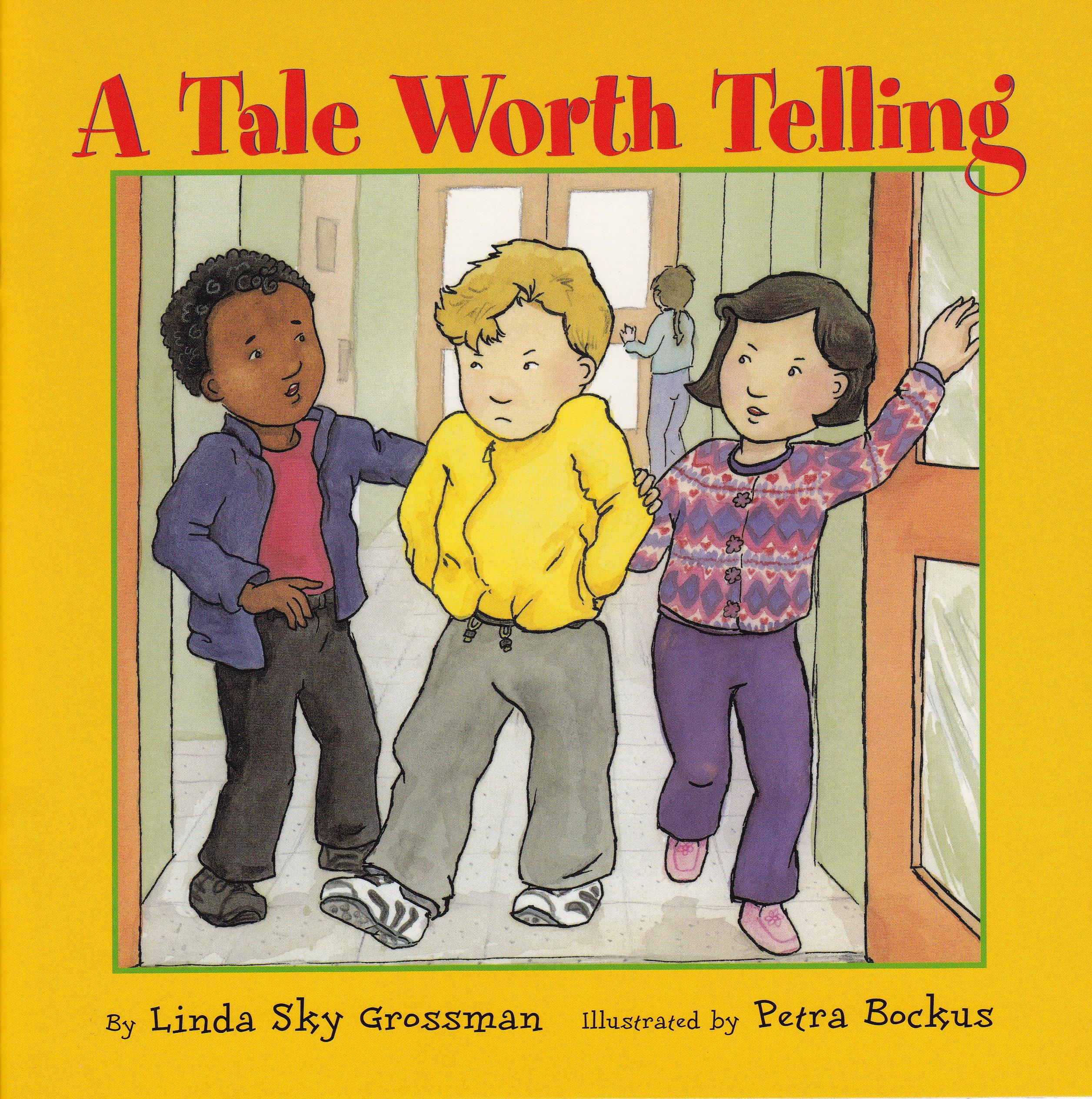 Download Tale Worth Telling (I'm a Great Kid Series) pdf