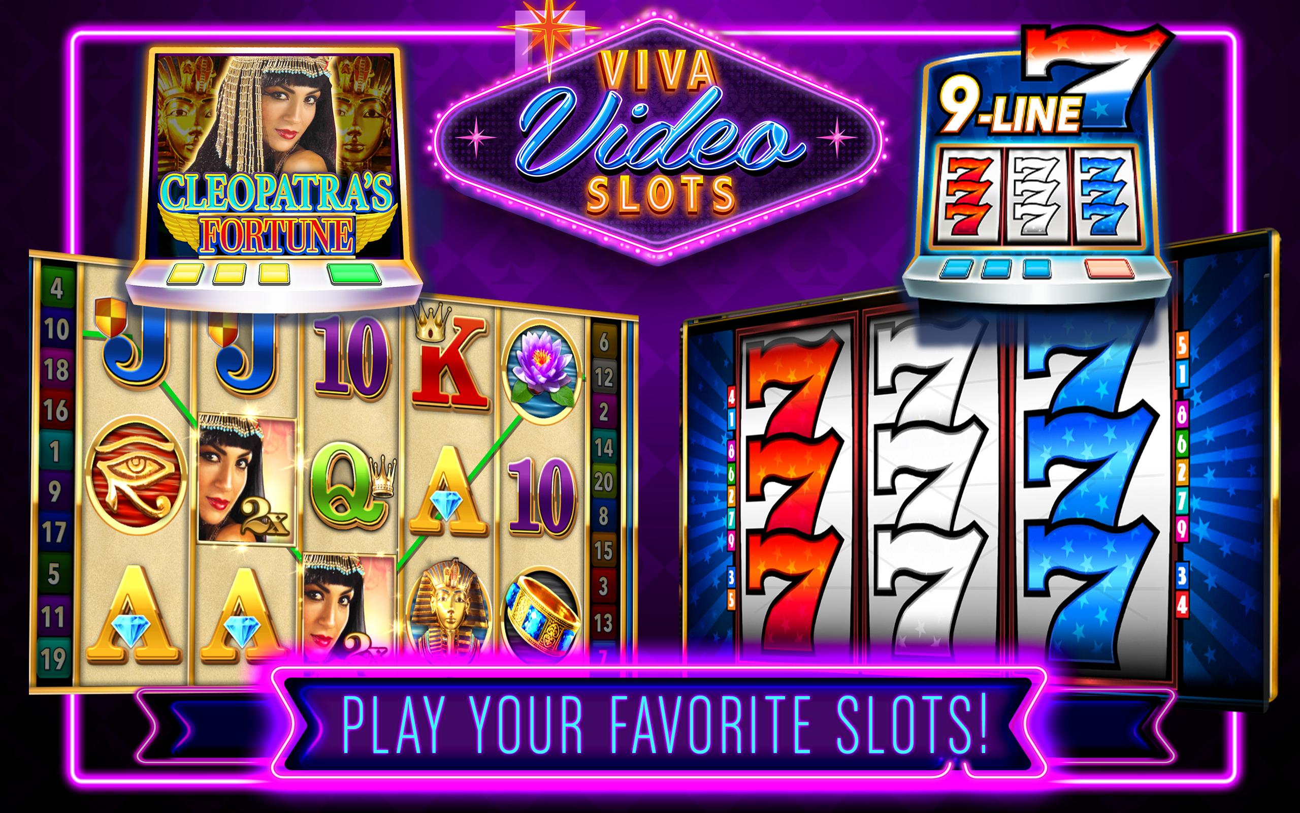 Free Video Slots
