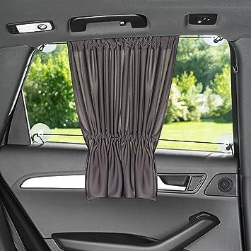 Sonnenschutz fürs Auto / Baby   mit Vorhang Funktion für einfaches