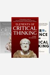The critical thinker (4 Book Series) Kindle Edition