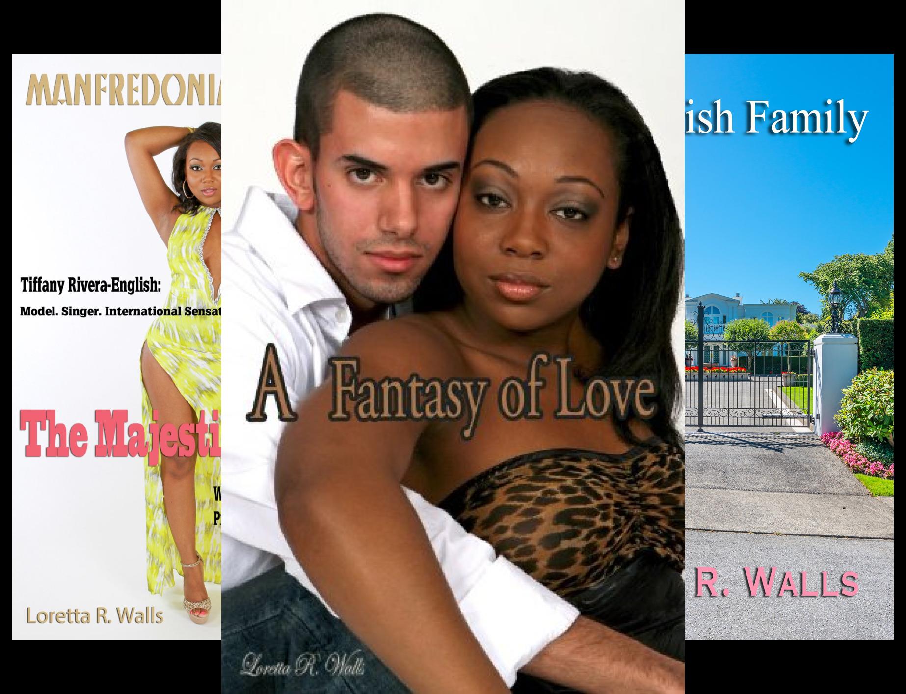 Tiffany Rivera Series (3 Book Series)