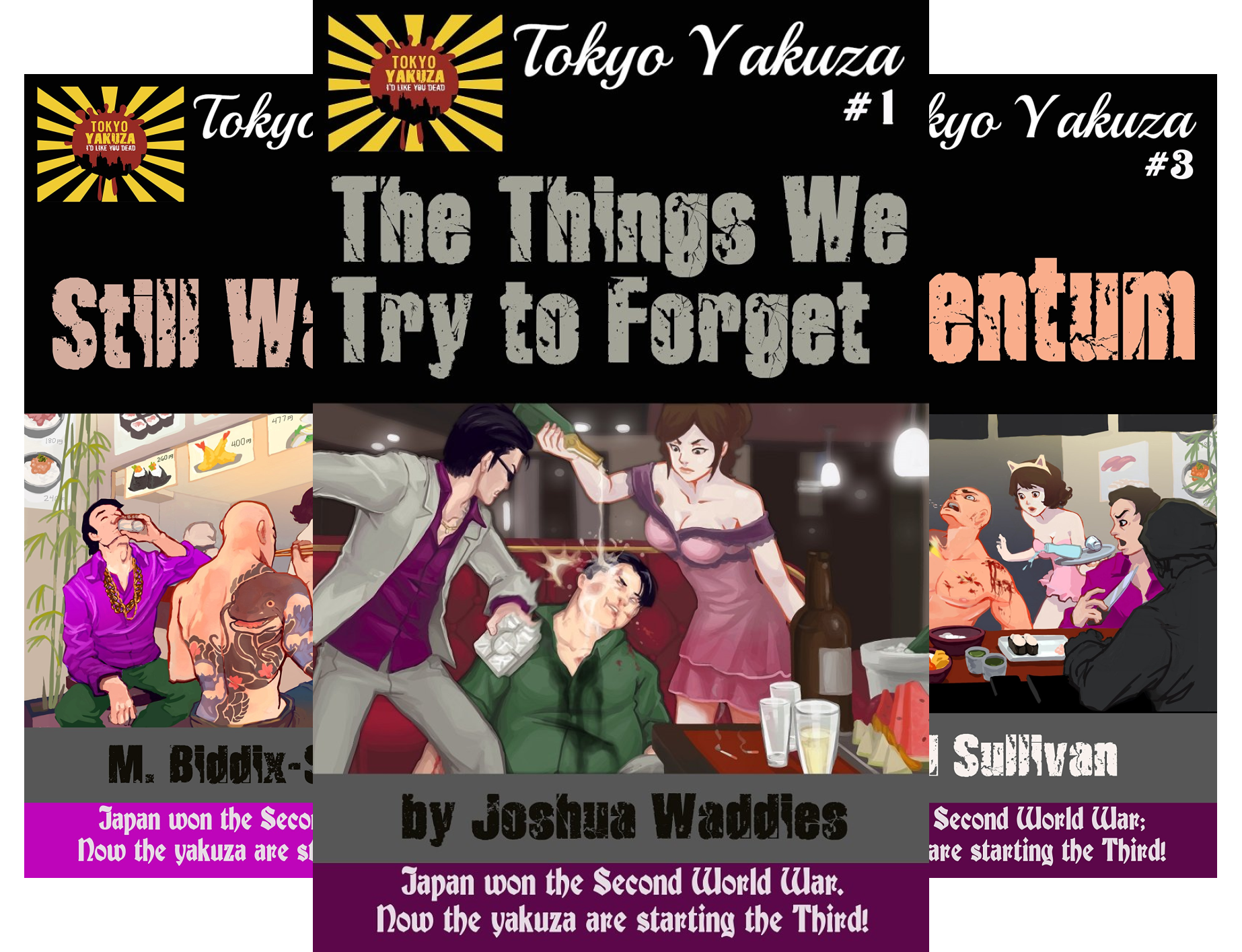 Tokyo Yakuza (24 Book Series)