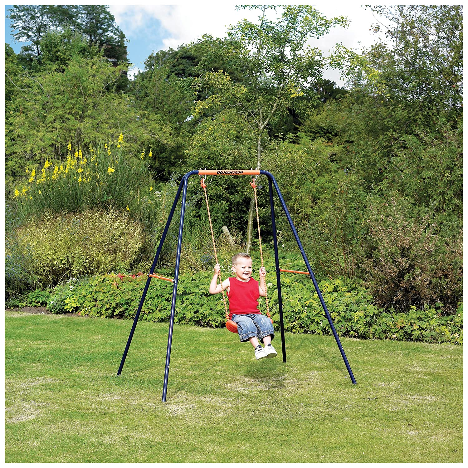 Amazon Hedstrom Single Swing Toys & Games