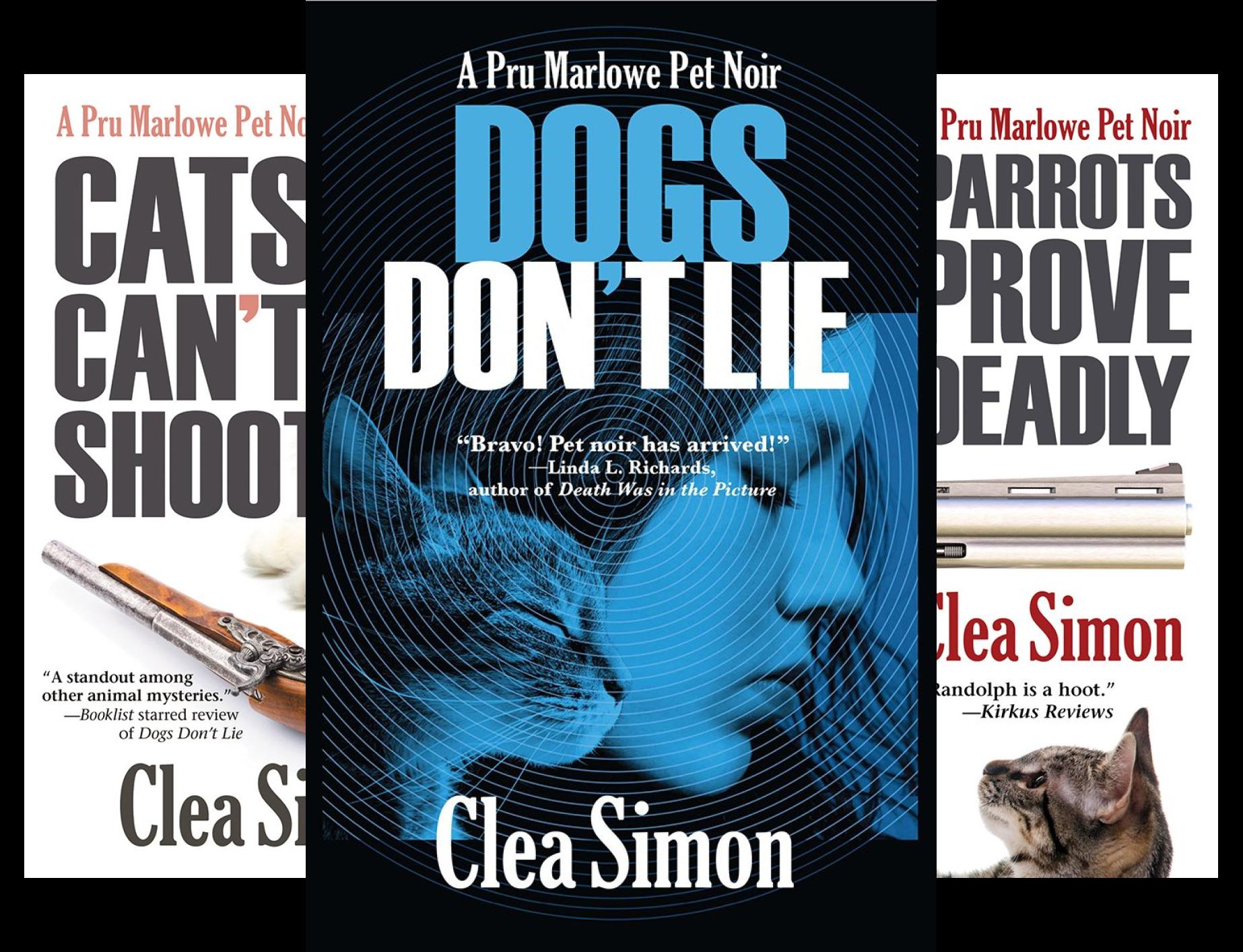 Pru Marlowe Pet Noir (7 Book Series)