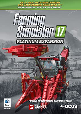 Farming Simulator 17 - Platinum Expansion MAC [Download]