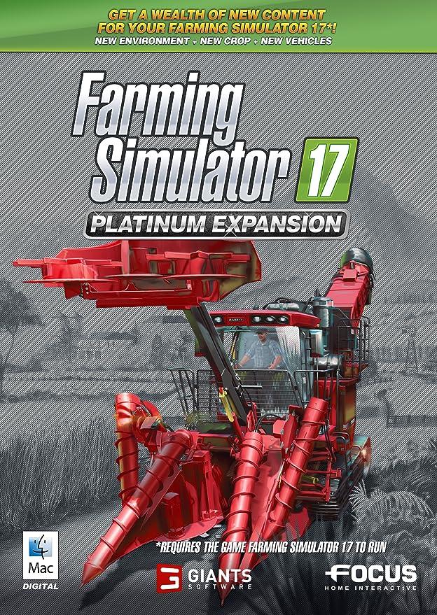 Farming Simulator 17 Collector's Edition: Amazon co uk: PC