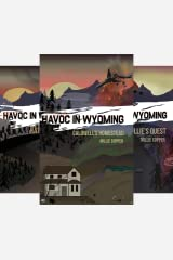 Havoc in Wyoming (4 Book Series) Kindle Edition