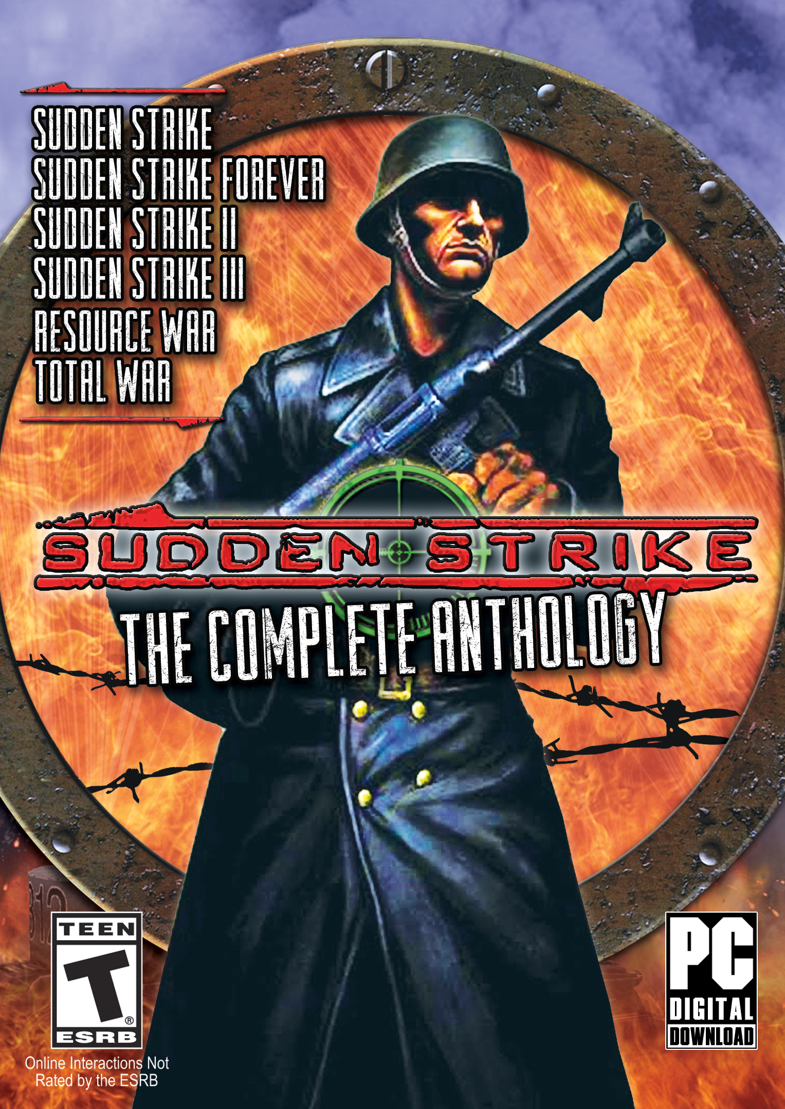 Sudden Strike: The Complete Anthology [Download]