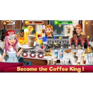 Fabricante de bebidas: coffee shop magnate cafe: Amazon.es: Appstore para Android