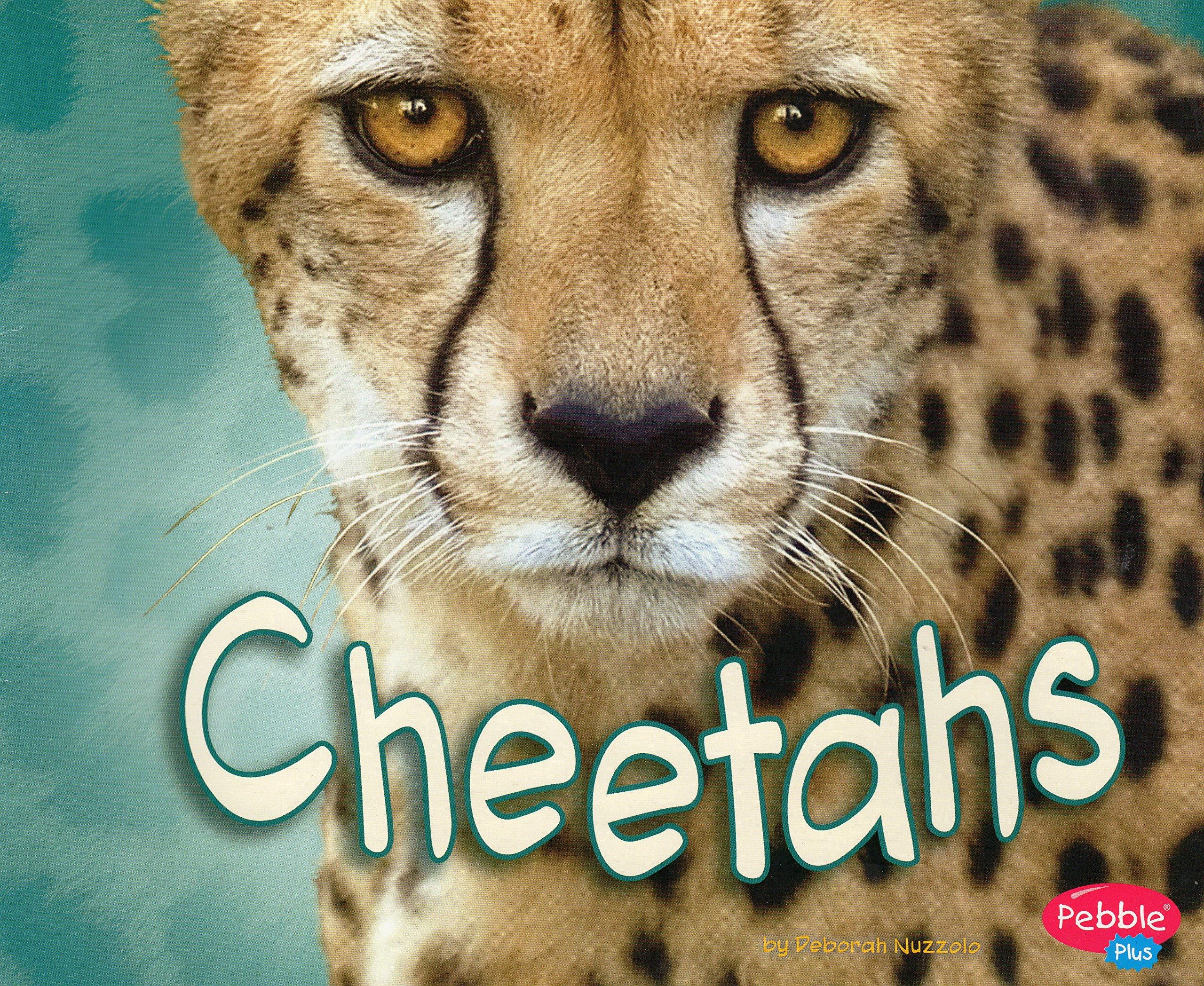 Cheetahs [Scholastic] (African Animals) PDF