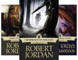 download ebook wheel of time: crossroads of twilight, knife of dreams, gathering storm (3 book series) pdf epub