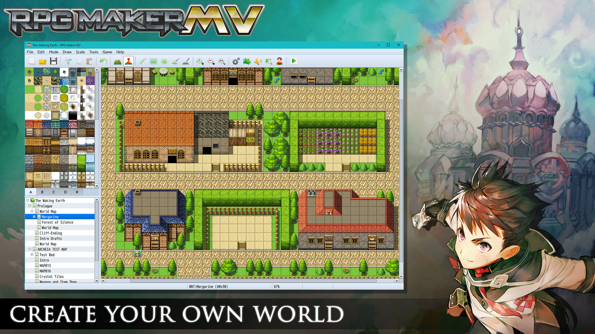 Rpg maker mv 13 steam edition online code amazon software gumiabroncs Gallery