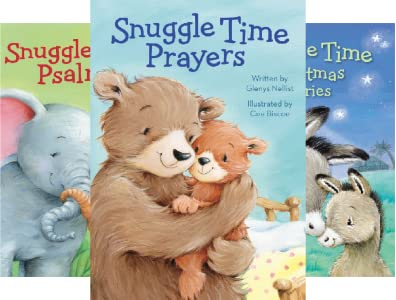a Snuggle Time padded board book