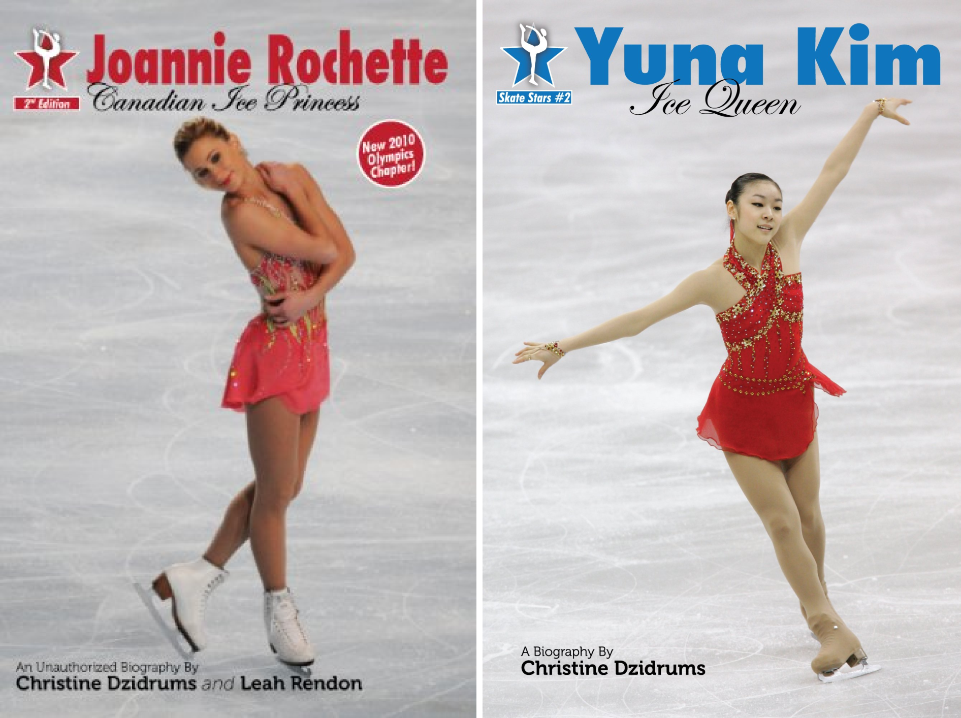 Skate Stars (2 Book Series)