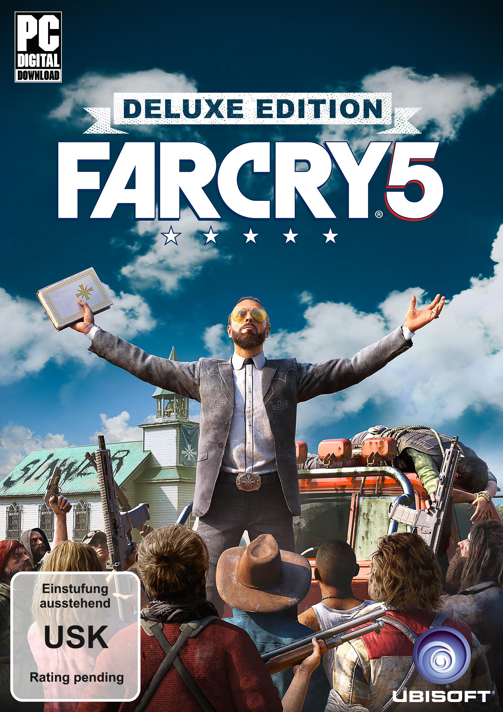 Far Cry 5 Erste Informationen zum Spiel