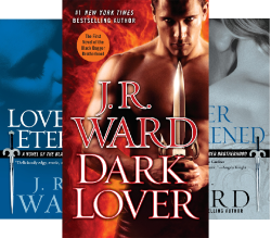 Black Dagger Brotherhood Series by  J.R. Ward