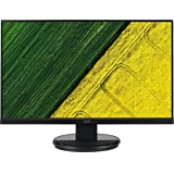 Acer K242HLbd 24 inch Widescreen FHD LED Monitor (5 ms, 100 M:1, ACM 250 Nits, LED, DVI with HDCP) - Black