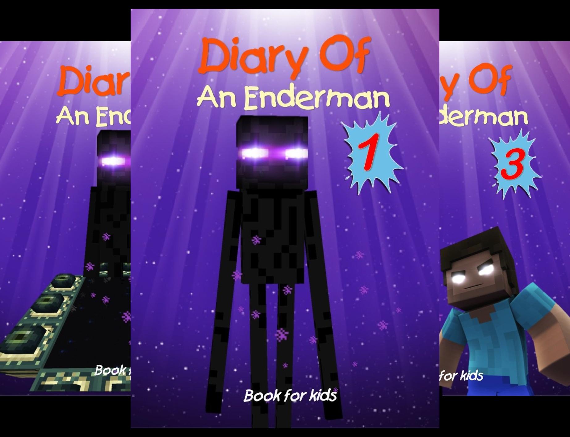 Enderman Diary (3 Book Series)